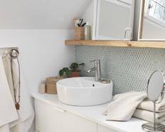 Ikea Badkamer Ikea : Inrichten met planten bad in kleine badkamer ikea met badkamer