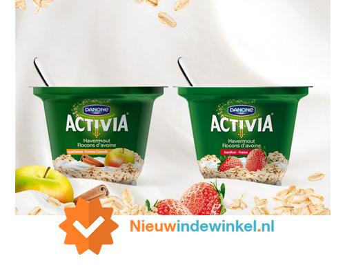 Activa Havermout Aardbei en Appel-kaneel nieuwindewinkel.nl