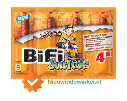 Bifi junior nieuwindewinkel.nl