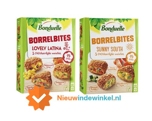 Bonduelle Borrelbites nieuwindewinkel.nl