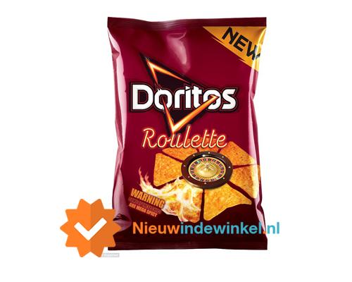 Doritos Roulette nieuwindewinkel.nl
