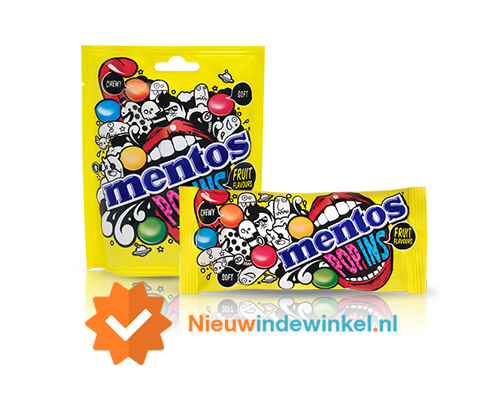 Mentos Popins fruit nieuwindewinkel.nl