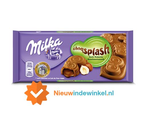 Milka Choqsplash Nieuwindewinkel.nl