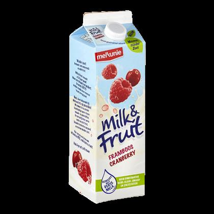 Milk&fruit framboos cranberry
