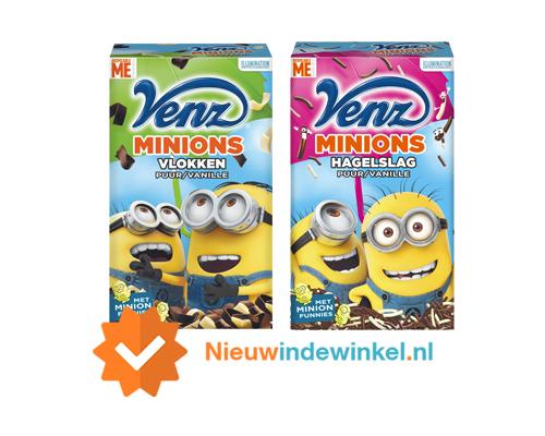Venz Minions nieuwindewinkel.nl
