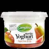 Campina Stevige yoghurt Appel, Peer & Vijg