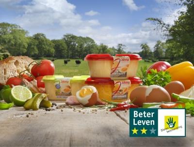 Johma_grillworst salade met_beter_leven_produkten