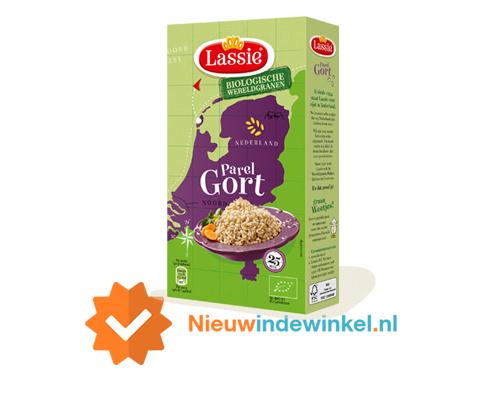 Lassie Parelgort nieuwindewinkel.nl