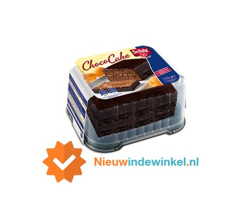 Schär Chocolade Cake nieuwindewinkel.nl