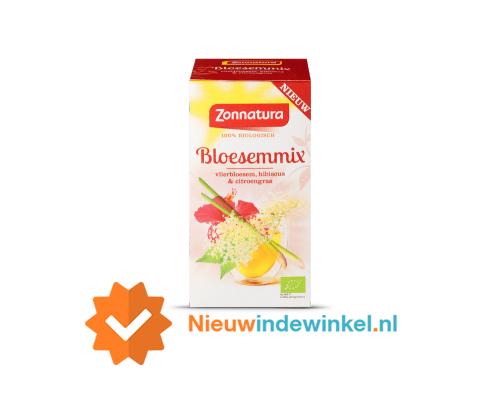Zonnature Bloesemmix nieuwindewinkel.nl