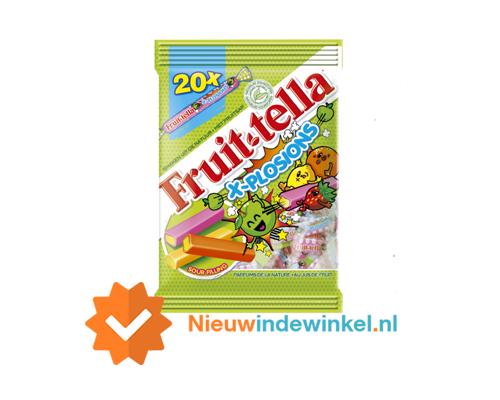 Fruittella X-plosions nieuwindewinkel.nl
