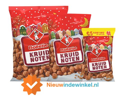 Bolletje kruidnoten nieuwindewinkel.nl