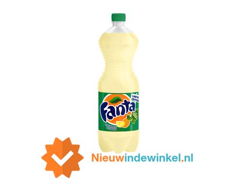 Fanta Pineapple lemon nieuwindewinkel.nl